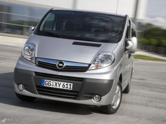 Opel Vivaro Foto