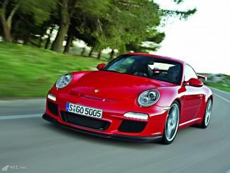 Porsche GT3 Foto