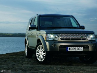 Land-Rover Discovery Foto