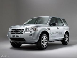Land Rover Freelander 2 Foto
