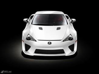 Lexus LFA Foto