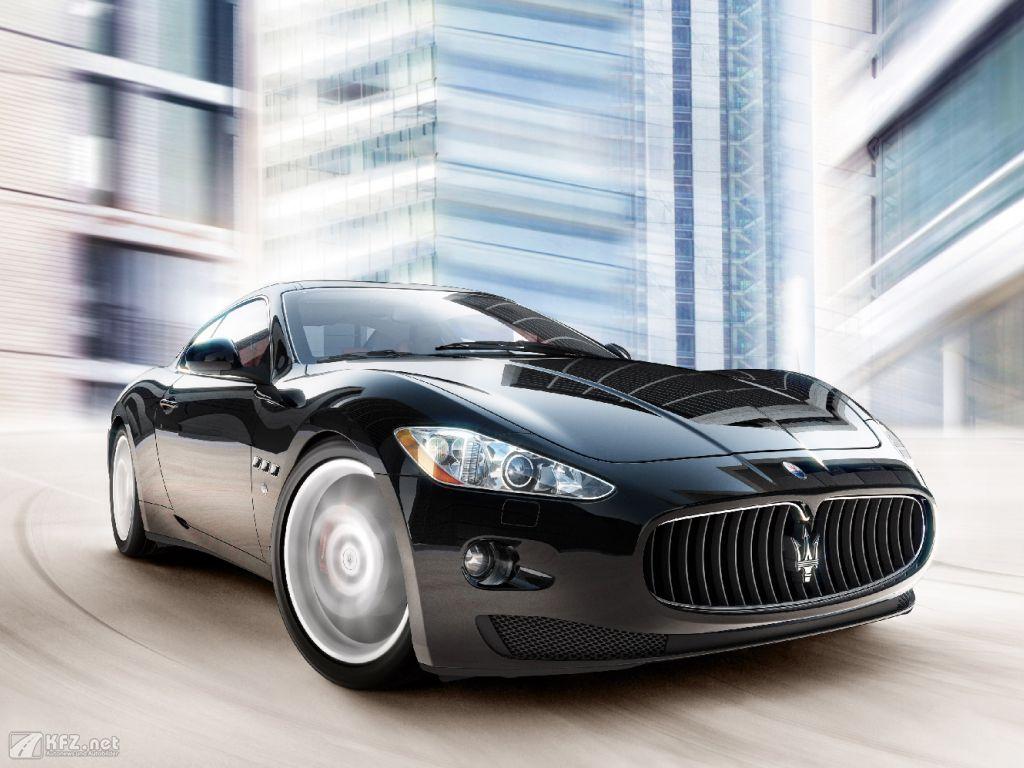 Maserati Granturismo Foto