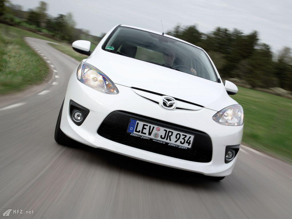 Mazda 2 Fotos