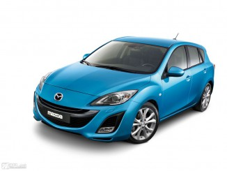 Mazda 3 Fotos