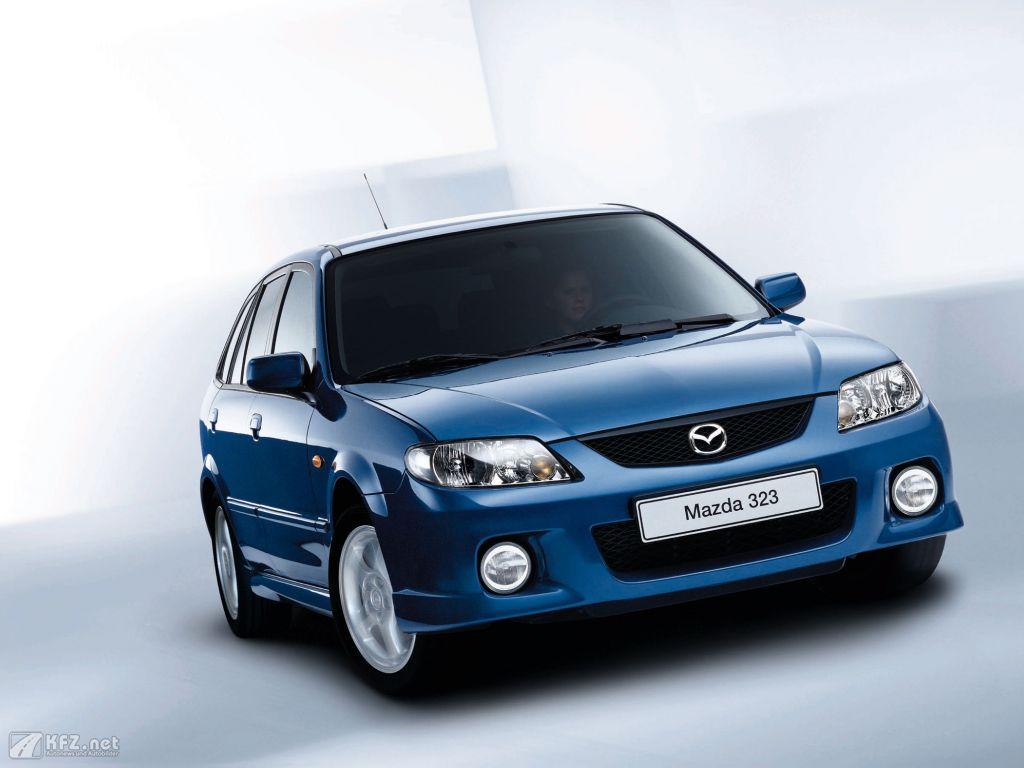 Mazda 323 Foto