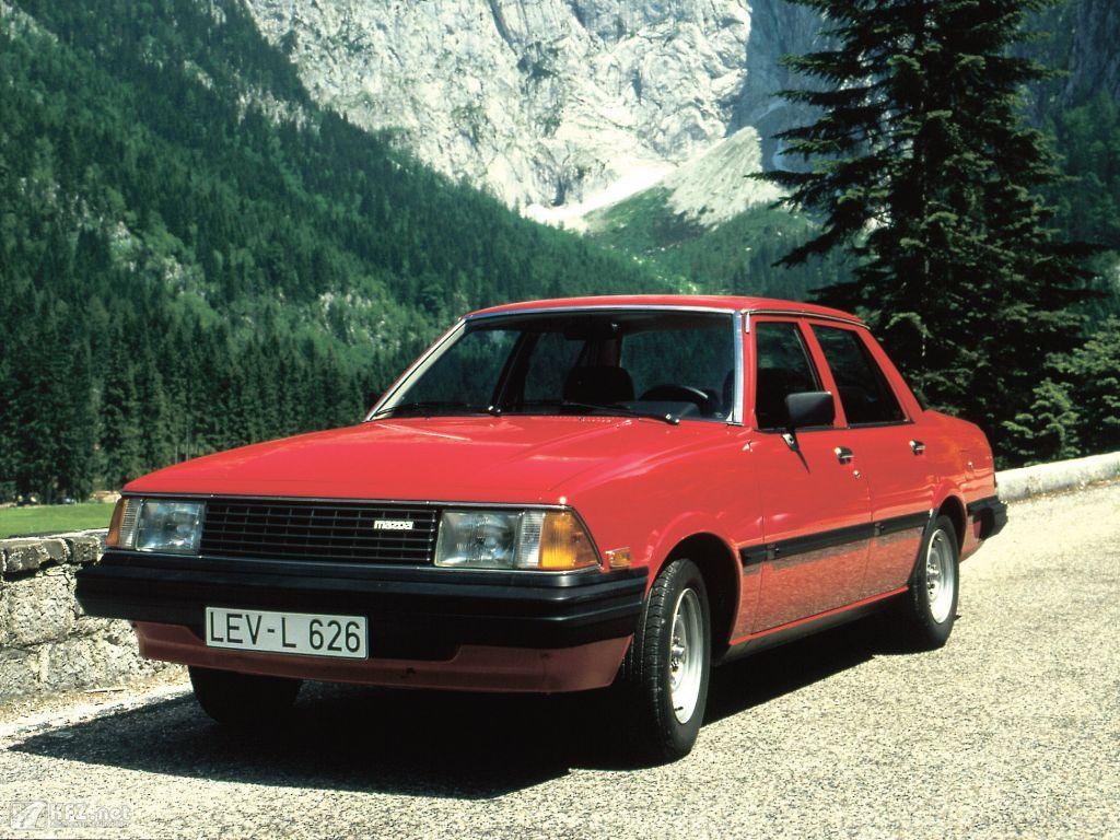 Mazda 626 Foto