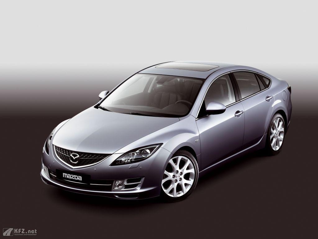 Mazda 6 Foto