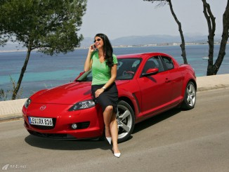 Mazda RX8 Foto