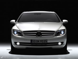 Mercedes CL-Klasse Foto