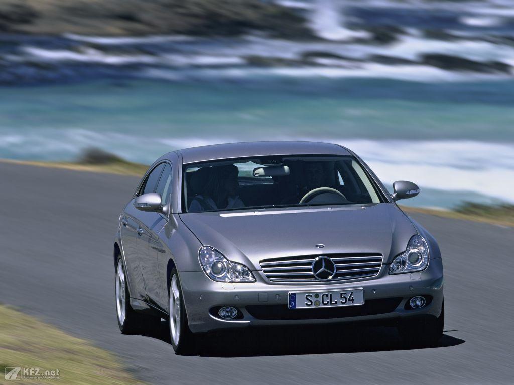 Mercedes CLS Klasse Foto