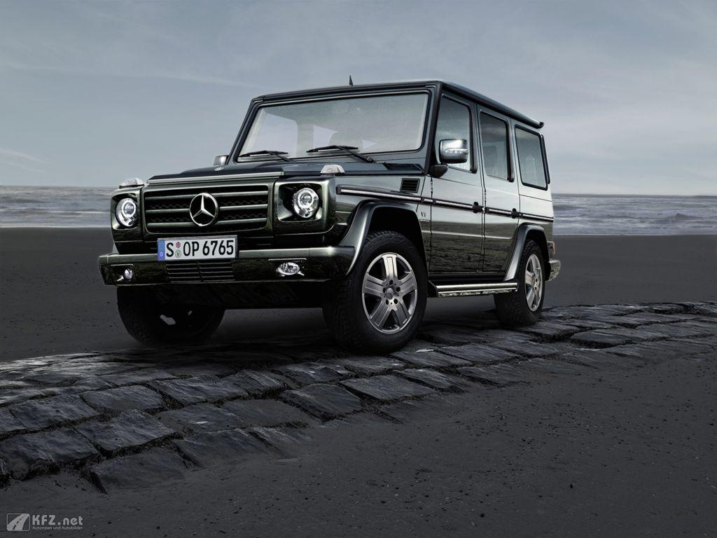 Mercedes G-Klasse Foto