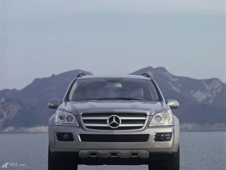 Mercedes GL-Klasse Foto