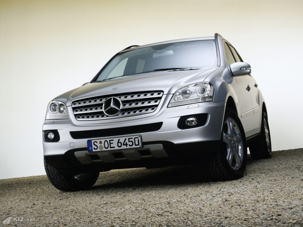 Mercedes M-Klasse Foto