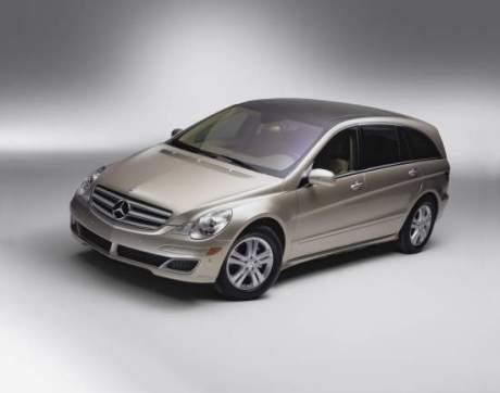Mercedes R-Klasse Bild