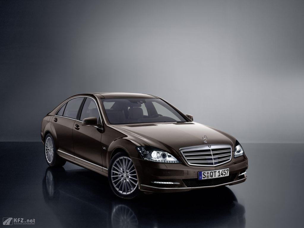 Mercedes S-Klasse Foto