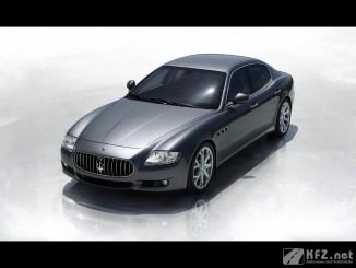Maserati Quattroporte Foto