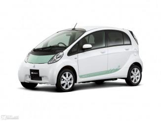 Mitsubishi i-miev Foto