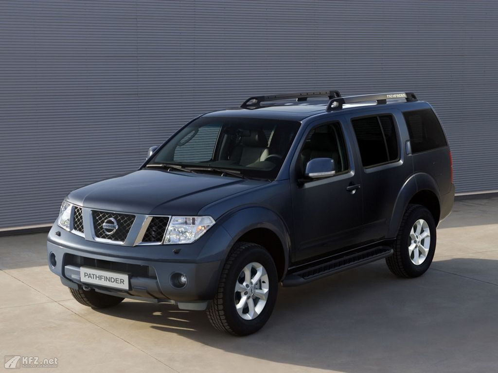 nissan pathfinder bilder ein 4x4 gel ndewagen von nissan. Black Bedroom Furniture Sets. Home Design Ideas