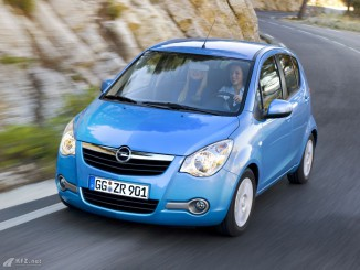 Opel Agila Foto
