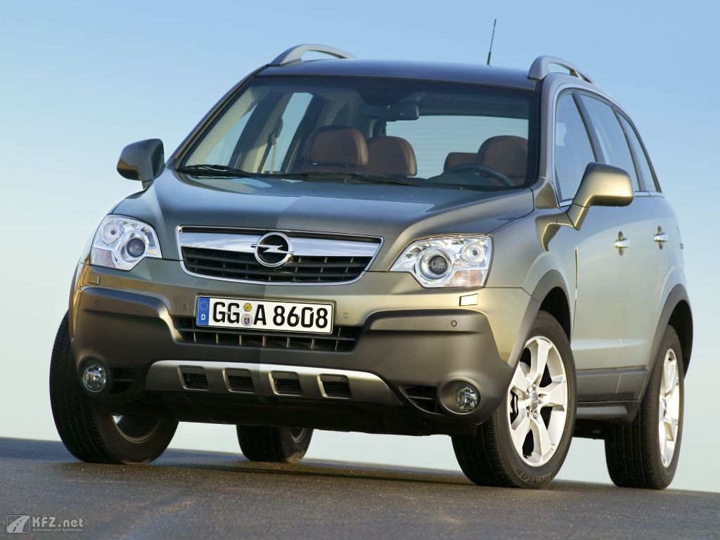 Opel Antara Foto
