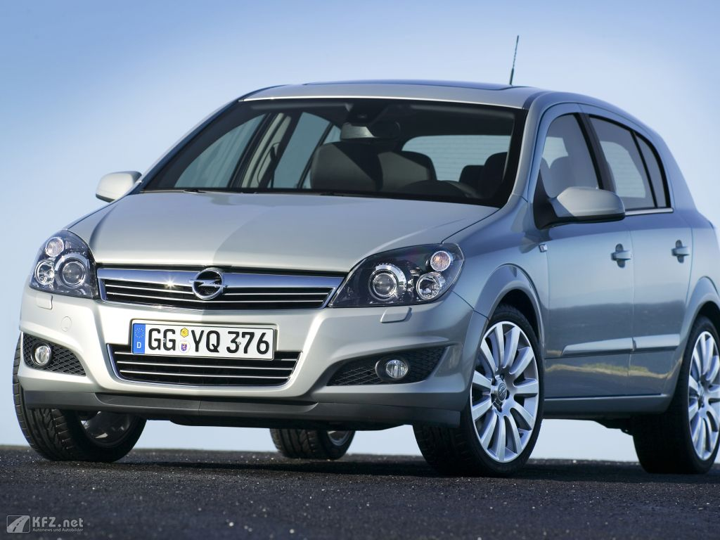 Opel Astra Foto