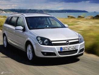 Opel Astra Caravan Foto