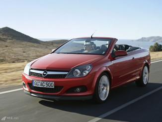 Opel Astra Twintop Foto