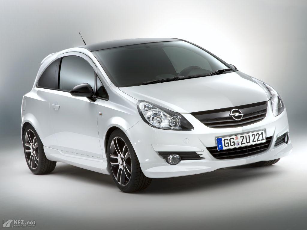 Opel Corsa Foto