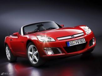 Opel GT Foto