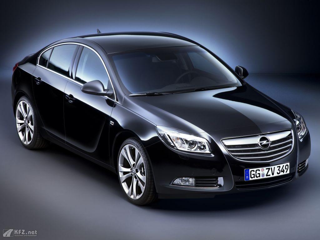 Opel Insignia Foto
