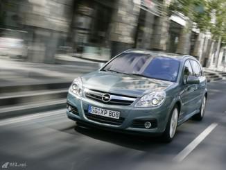 Opel Signum Fotos
