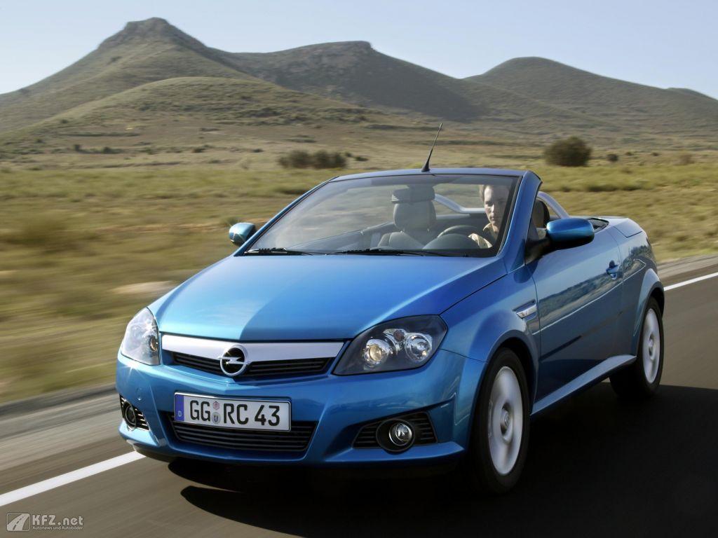 Opel Tigra Foto