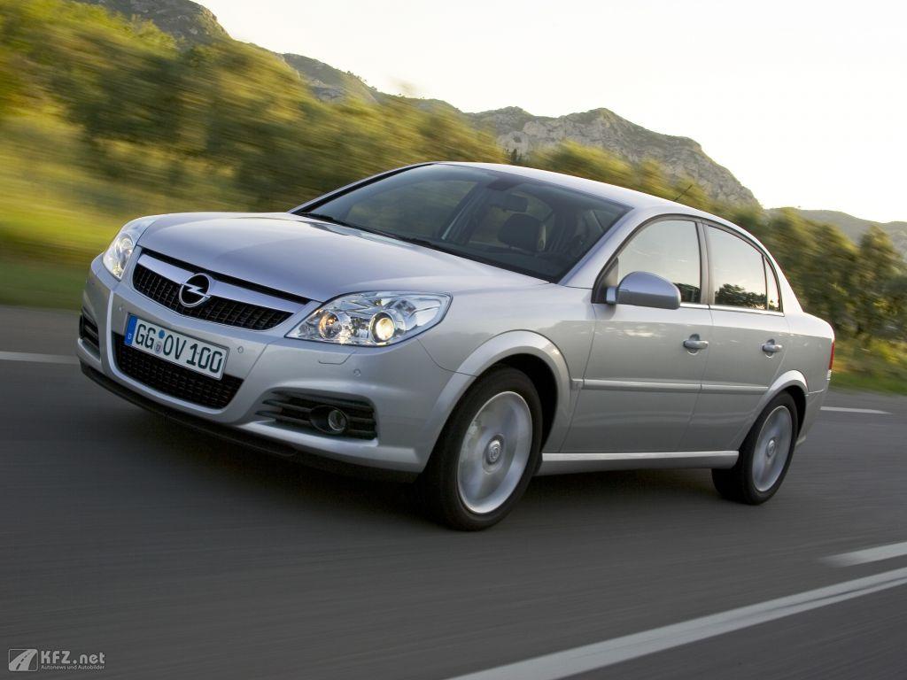 Opel Vectra Foto