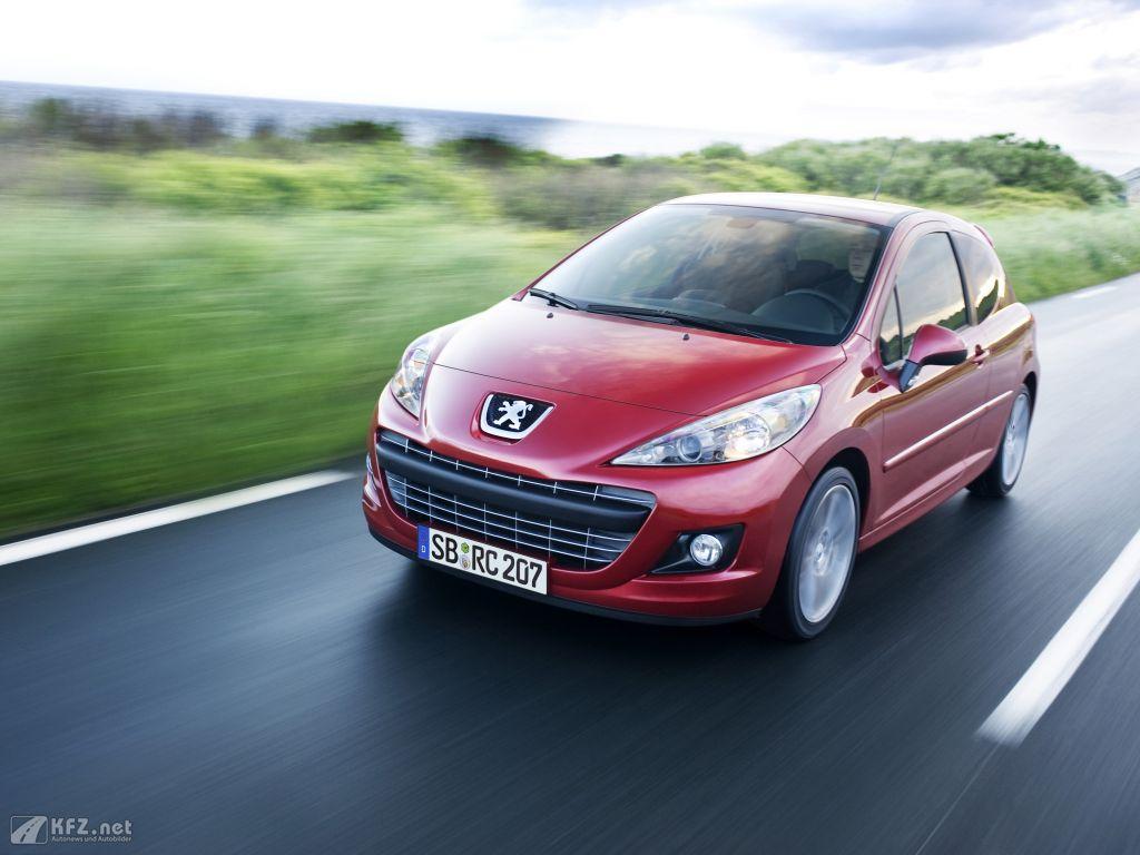 Peugeot 207 Foto