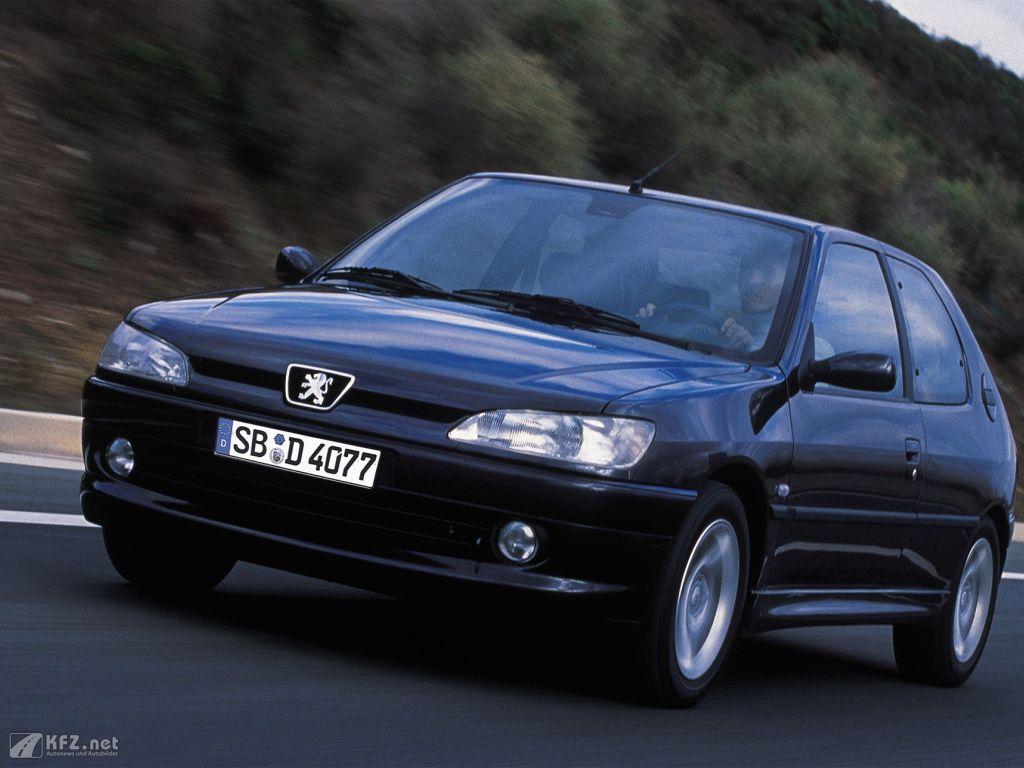 Peugeot 306 Foto