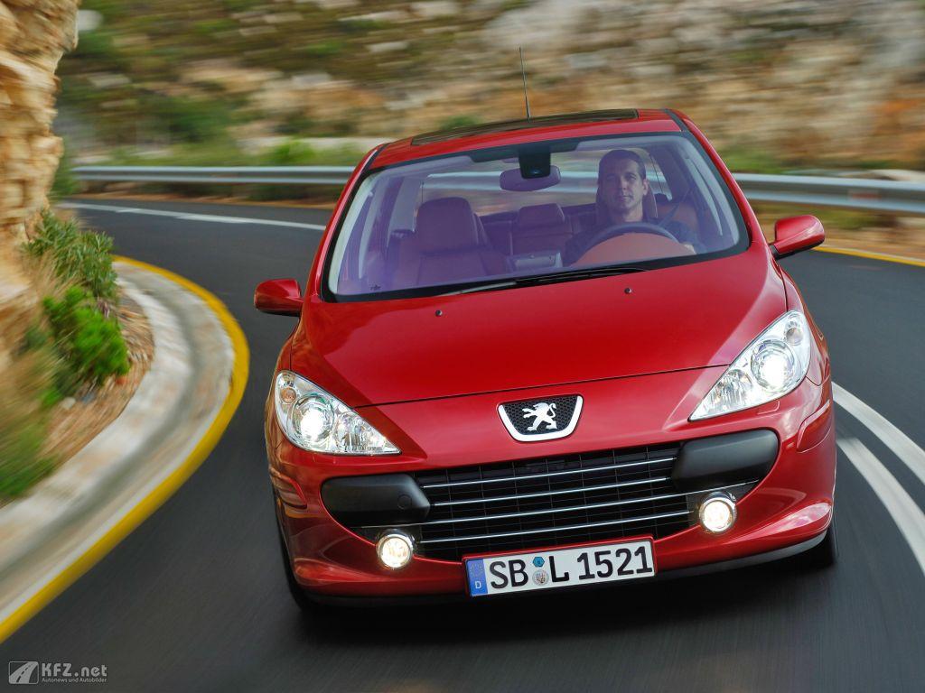 Peugeot 307 Foto