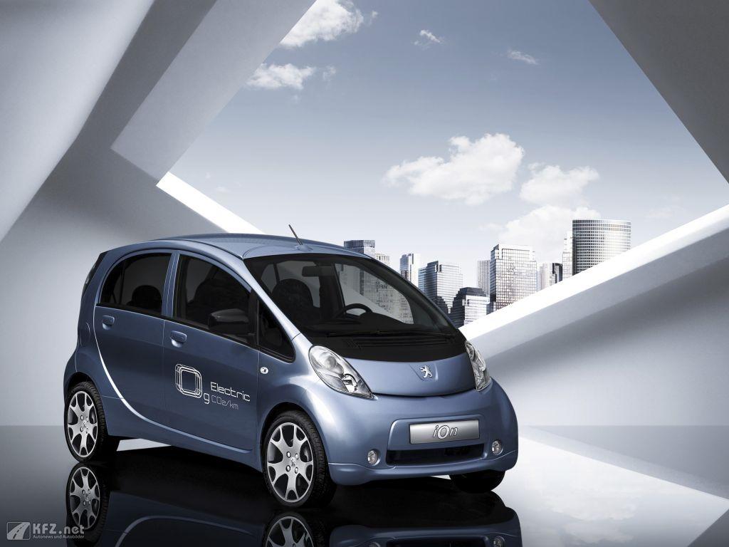 Peugeot iOn Foto