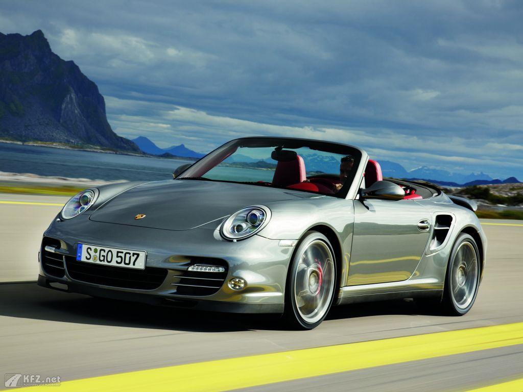 Porsche 911 Turbo Coupe Foto