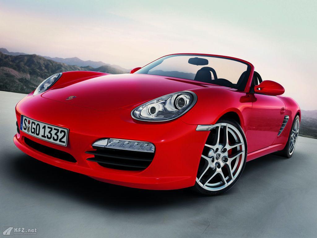 Porsche Boxster Foto