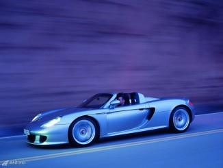 Porsche Carrera GT Foto