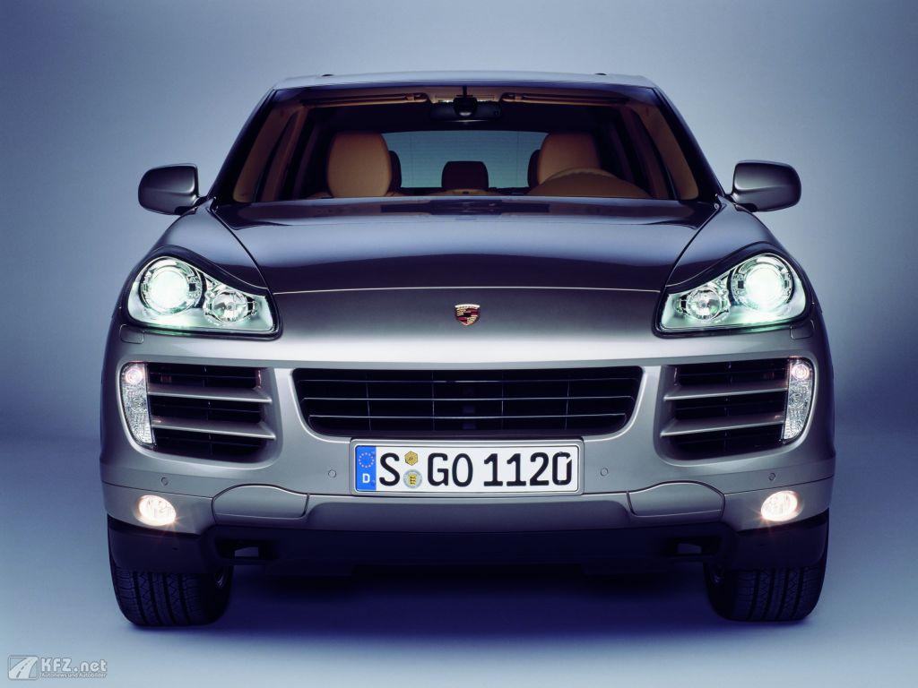 Porsche Cayenne Foto