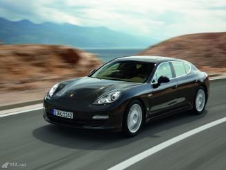 Porsche Panamera Foto