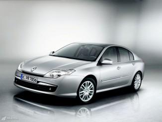 Renault Laguna Foto
