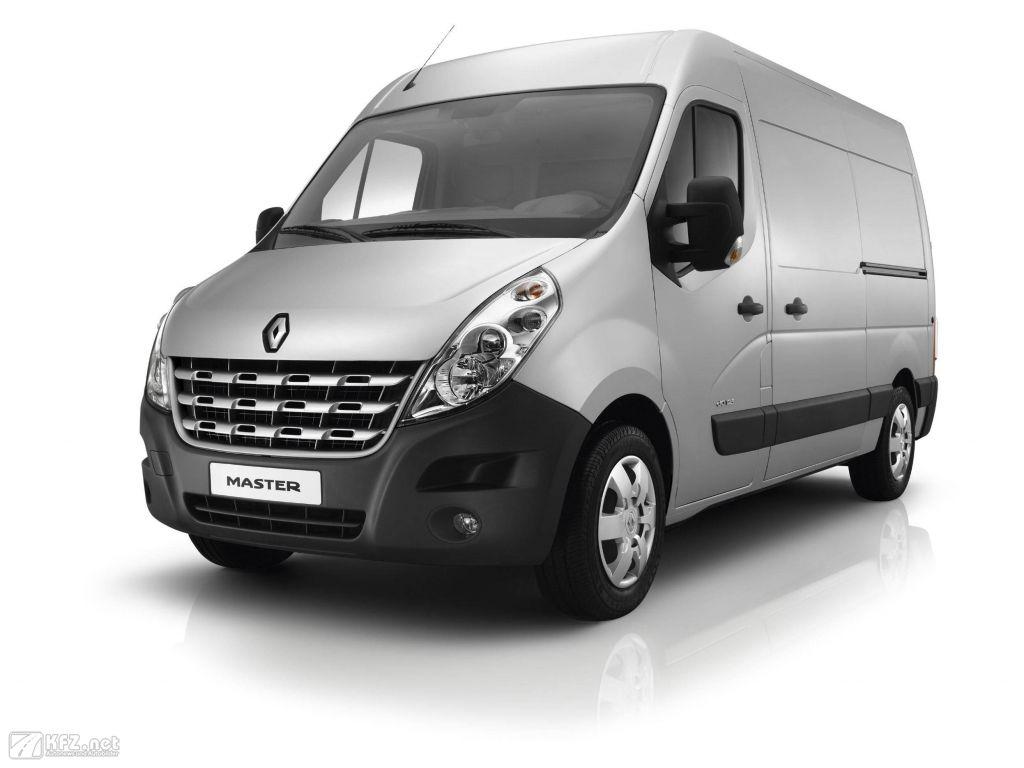 Renault Master Fotos