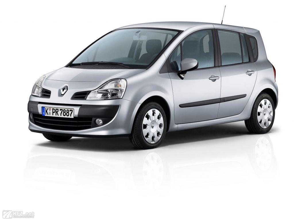 Renault Modus Foto