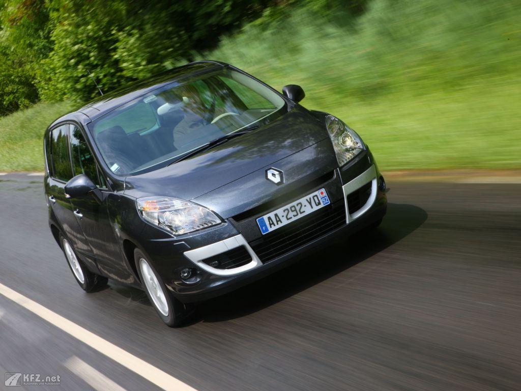 Renault Scenic Foto
