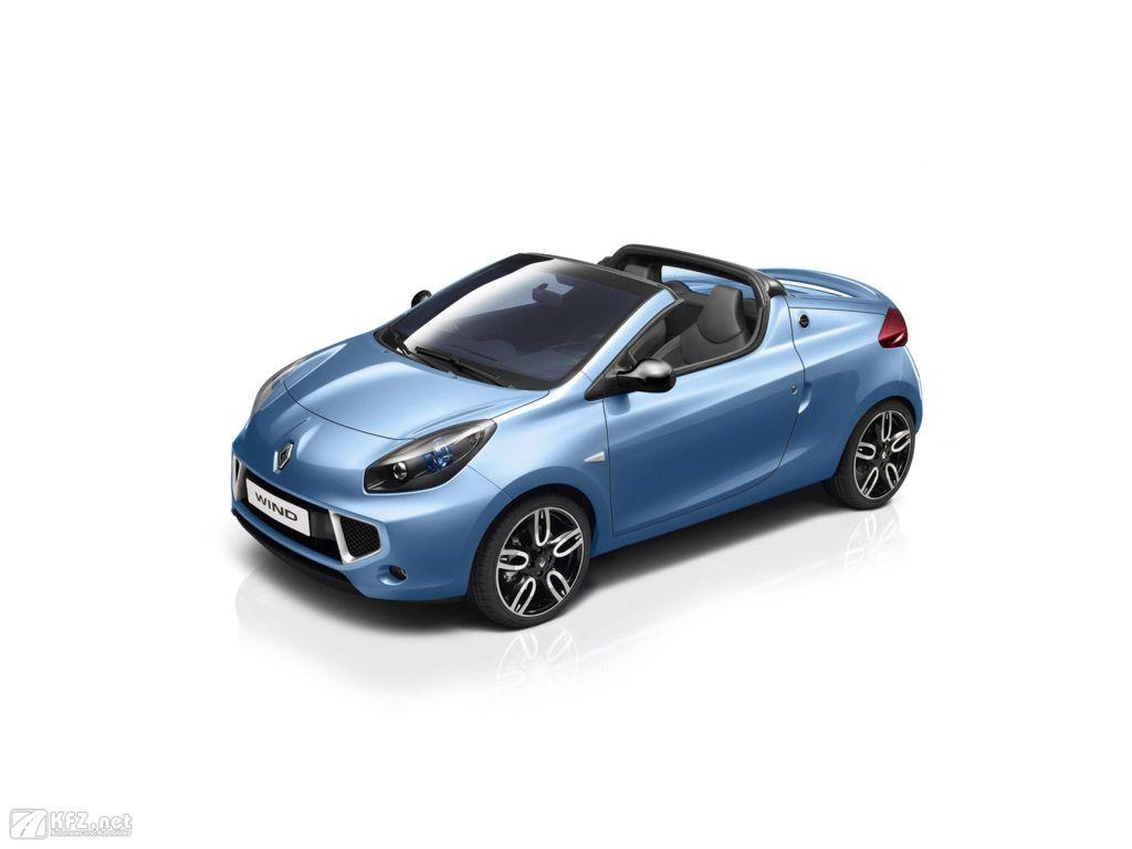 Renault Wind Foto