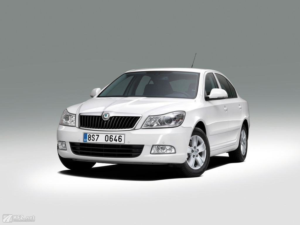 skoda octavia bilder die mittelklasse limousine von skoda. Black Bedroom Furniture Sets. Home Design Ideas