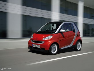 Smart fortwo Foto