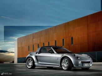Smart Roadster Foto